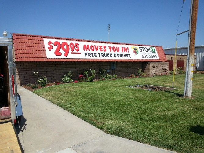 Banner Printing Services in Visalia